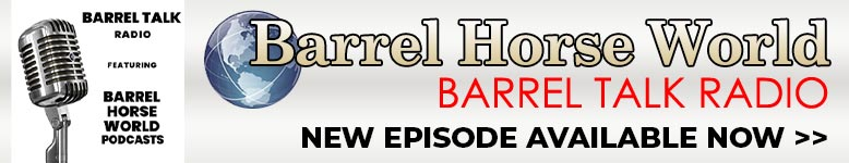 LIVE Podcasts on Barrel Horse World